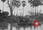 Image of Japanese troops Burma, 1940, second 51 stock footage video 65675043490