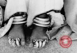 Image of Tibetan monks Eastern India, 1937, second 35 stock footage video 65675043491