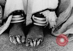 Image of Tibetan monks Eastern India, 1937, second 41 stock footage video 65675043491