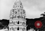 Image of Temples Penang Malaysia, 1937, second 14 stock footage video 65675043494