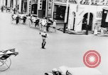 Image of natives in city Singapore, 1937, second 35 stock footage video 65675043495