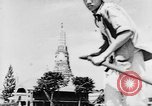Image of Everyday life in Asian city Bangkok Thailand, 1937, second 19 stock footage video 65675043496