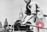 Image of Everyday life in Asian city Bangkok Thailand, 1937, second 22 stock footage video 65675043496