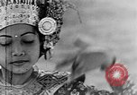 Image of Dances Bali Indonesia, 1937, second 41 stock footage video 65675043501