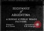 Image of Landmarks of downtown Buenos Aires in 1920s Buenos Aires Argentina, 1929, second 1 stock footage video 65675043507