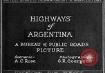 Image of Landmarks of downtown Buenos Aires in 1920s Buenos Aires Argentina, 1929, second 4 stock footage video 65675043507