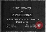 Image of Landmarks of downtown Buenos Aires in 1920s Buenos Aires Argentina, 1929, second 6 stock footage video 65675043507