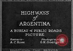 Image of Landmarks of downtown Buenos Aires in 1920s Buenos Aires Argentina, 1929, second 9 stock footage video 65675043507