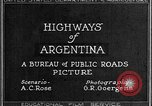 Image of Landmarks of downtown Buenos Aires in 1920s Buenos Aires Argentina, 1929, second 10 stock footage video 65675043507