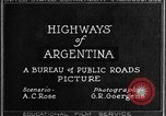 Image of Landmarks of downtown Buenos Aires in 1920s Buenos Aires Argentina, 1929, second 11 stock footage video 65675043507