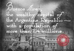 Image of Landmarks of downtown Buenos Aires in 1920s Buenos Aires Argentina, 1929, second 36 stock footage video 65675043507