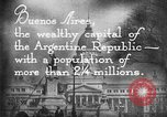 Image of Landmarks of downtown Buenos Aires in 1920s Buenos Aires Argentina, 1929, second 37 stock footage video 65675043507
