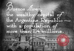 Image of Landmarks of downtown Buenos Aires in 1920s Buenos Aires Argentina, 1929, second 38 stock footage video 65675043507