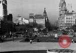 Image of Landmarks of downtown Buenos Aires in 1920s Buenos Aires Argentina, 1929, second 46 stock footage video 65675043507