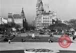 Image of Landmarks of downtown Buenos Aires in 1920s Buenos Aires Argentina, 1929, second 48 stock footage video 65675043507