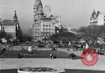 Image of Landmarks of downtown Buenos Aires in 1920s Buenos Aires Argentina, 1929, second 49 stock footage video 65675043507