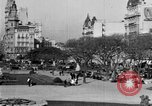 Image of Landmarks of downtown Buenos Aires in 1920s Buenos Aires Argentina, 1929, second 51 stock footage video 65675043507