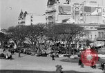 Image of Landmarks of downtown Buenos Aires in 1920s Buenos Aires Argentina, 1929, second 59 stock footage video 65675043507