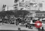 Image of Landmarks of downtown Buenos Aires in 1920s Buenos Aires Argentina, 1929, second 60 stock footage video 65675043507