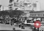 Image of Landmarks of downtown Buenos Aires in 1920s Buenos Aires Argentina, 1929, second 61 stock footage video 65675043507