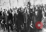 Image of Argentina visit by Secretary of Commerce Herbert Hoover Buenos Aires Argentina, 1928, second 15 stock footage video 65675043508