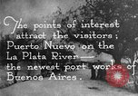 Image of Argentina visit by Secretary of Commerce Herbert Hoover Buenos Aires Argentina, 1928, second 60 stock footage video 65675043508