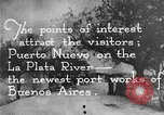 Image of Argentina visit by Secretary of Commerce Herbert Hoover Buenos Aires Argentina, 1928, second 61 stock footage video 65675043508