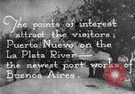 Image of Argentina visit by Secretary of Commerce Herbert Hoover Buenos Aires Argentina, 1928, second 62 stock footage video 65675043508