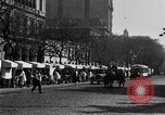 Image of Traffic on streets of Buenos Aires in 1929 Buenos Aires Argentina, 1929, second 41 stock footage video 65675043509