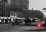 Image of Traffic on streets of Buenos Aires in 1929 Buenos Aires Argentina, 1929, second 42 stock footage video 65675043509