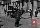 Image of Traffic on streets of Buenos Aires in 1929 Buenos Aires Argentina, 1929, second 52 stock footage video 65675043509