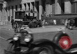 Image of Traffic on streets of Buenos Aires in 1929 Buenos Aires Argentina, 1929, second 55 stock footage video 65675043509