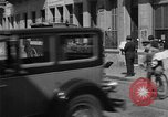 Image of Traffic on streets of Buenos Aires in 1929 Buenos Aires Argentina, 1929, second 56 stock footage video 65675043509