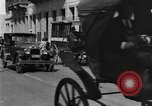 Image of Traffic on streets of Buenos Aires in 1929 Buenos Aires Argentina, 1929, second 60 stock footage video 65675043509