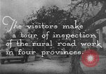 Image of Visitors inspect rural roads of Argentina Argentina, 1929, second 3 stock footage video 65675043510