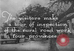 Image of Visitors inspect rural roads of Argentina Argentina, 1929, second 8 stock footage video 65675043510