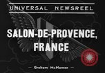 Image of General Vuillemin France, 1938, second 4 stock footage video 65675043520