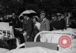 Image of King George VI and Queen Elizabeth visit wounded soldiers Edmonton Alberta Canada, 1939, second 3 stock footage video 65675043535