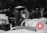 Image of King George VI and Queen Elizabeth visit wounded soldiers Edmonton Alberta Canada, 1939, second 4 stock footage video 65675043535