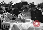 Image of King George VI and Queen Elizabeth visit wounded soldiers Edmonton Alberta Canada, 1939, second 12 stock footage video 65675043535