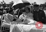 Image of King George VI and Queen Elizabeth visit wounded soldiers Edmonton Alberta Canada, 1939, second 20 stock footage video 65675043535