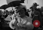 Image of King George VI and Queen Elizabeth visit wounded soldiers Edmonton Alberta Canada, 1939, second 25 stock footage video 65675043535