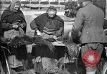 Image of French women make camouflage France, 1918, second 8 stock footage video 65675043546