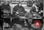 Image of French women make camouflage France, 1918, second 20 stock footage video 65675043546