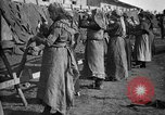 Image of French women make camouflage France, 1918, second 35 stock footage video 65675043546