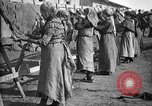 Image of French women make camouflage France, 1918, second 36 stock footage video 65675043546