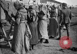 Image of French women make camouflage France, 1918, second 41 stock footage video 65675043546