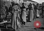 Image of French women make camouflage France, 1918, second 47 stock footage video 65675043546