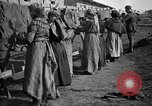 Image of French women make camouflage France, 1918, second 54 stock footage video 65675043546
