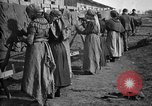 Image of French women make camouflage France, 1918, second 56 stock footage video 65675043546